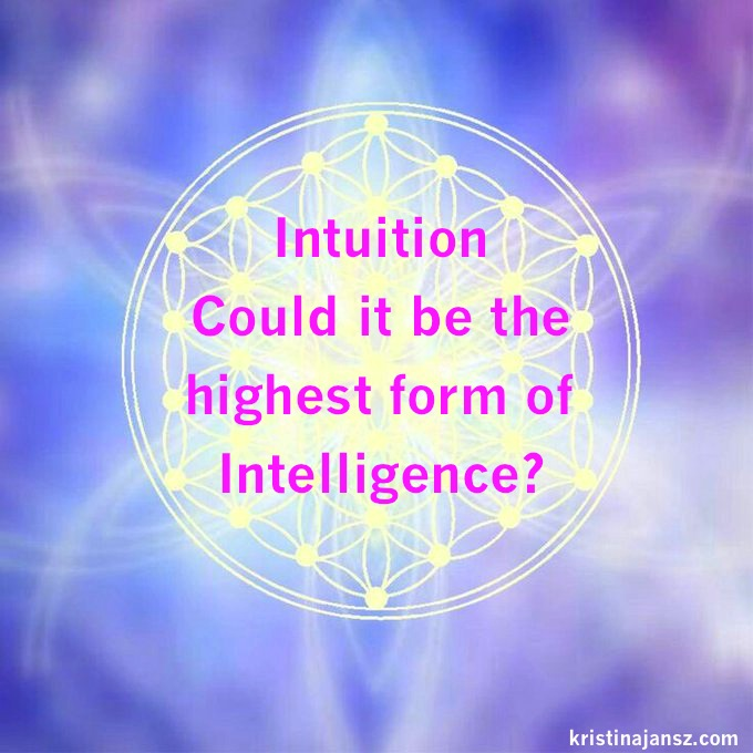 This post explores Intuitive Inteligence